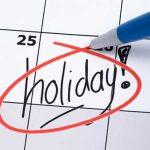 ㉑Amazon長期休暇設定方法