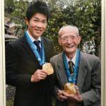 現役30年!まだやれる~お祖父さんに金メダルを